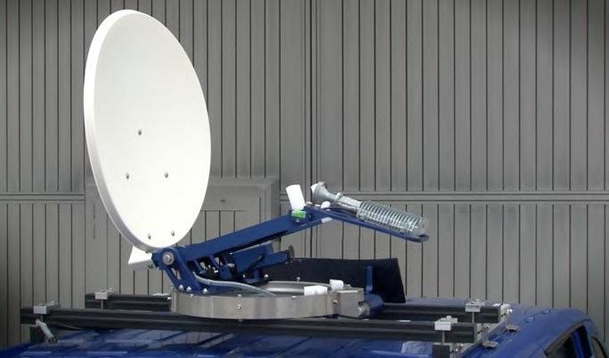 Antenna KaSat8