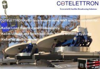 KaSat Cotelettron architecture