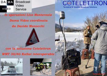 Live 3G/4G KaSat Interoperable