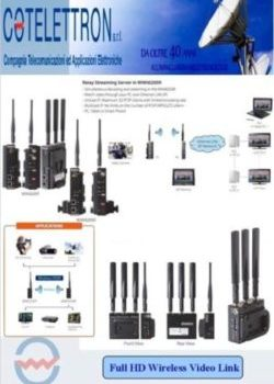 Full HD wireless video Link