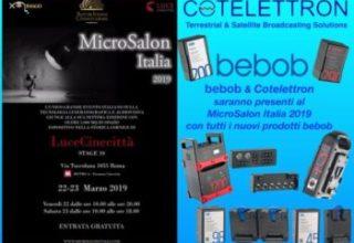 MicroSalon Italia 2019